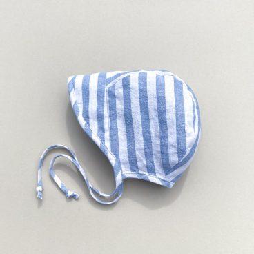 beach hut baby bonnet
